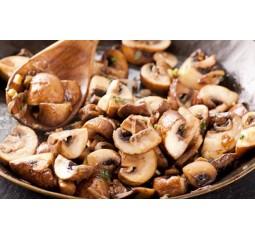 Добавка к омлету грибы жареные