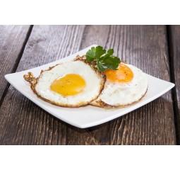 Омлет из двух яиц